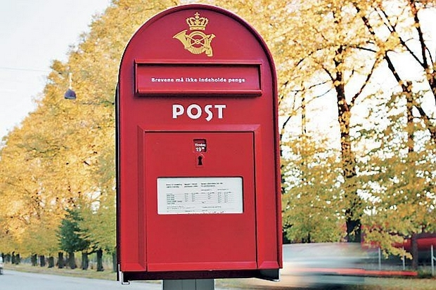 Bevar de røde postkasser – og stop forringelsen af Post - Skrivunder.net